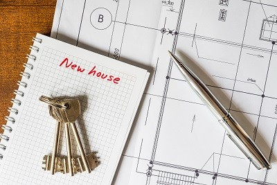 Buying a home, the keys to your new house